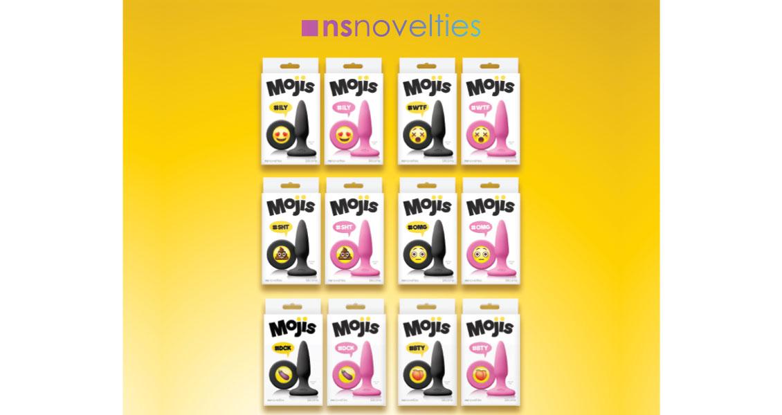 NS Novelties - Mojis