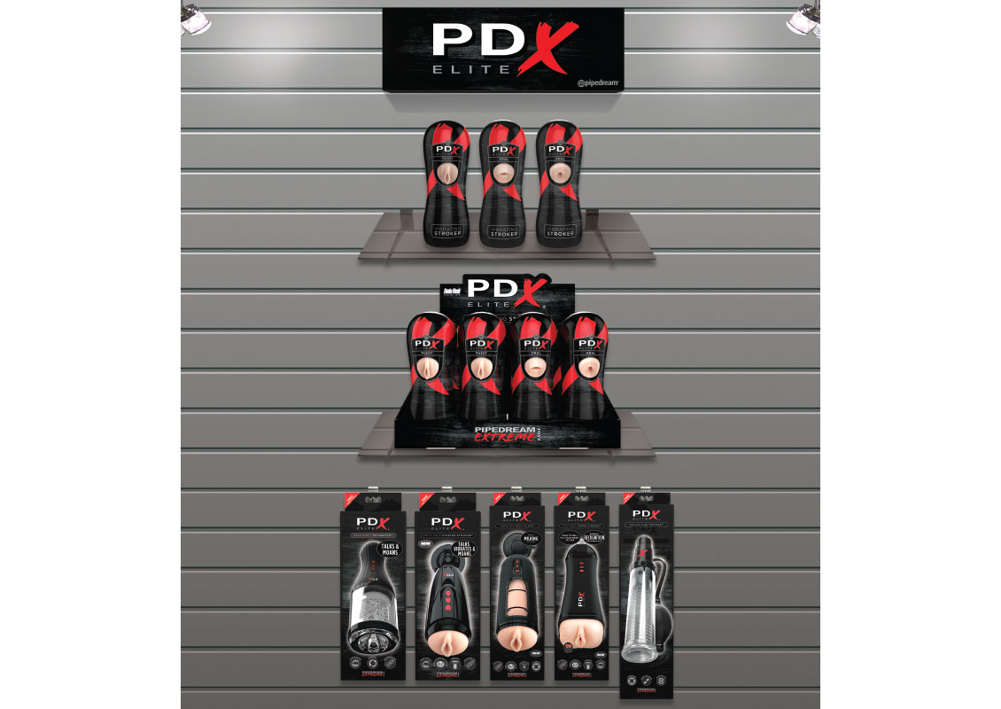 Pipedream - PDX Elite